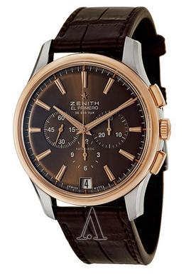 Zenith Men's Captain Chronograph Watch 51-2112-400-75-C498 (Dealmoon exclusive)