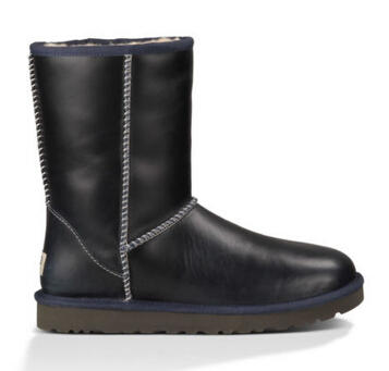 UGG Australia WOMEN'S CLASSIC SHORT LEATHER