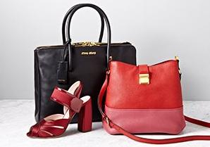 Up to 50% off Select Miu Miu, Prada, Stella McCartney and more Designer Handbags @ MYHABIT