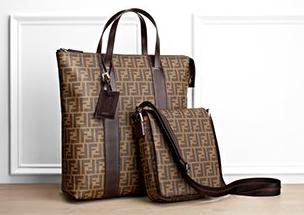 Up to 70% off Select Fendi, Givenchy, BURBERRY and more Men's Designer Bags & Accessories @ MYHABIT