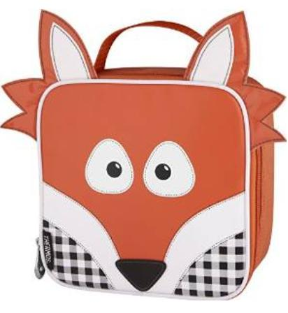 $3.50 Thermos Novelty Lunch Kit, Fox