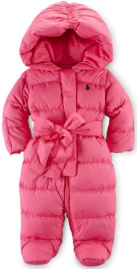 Up to 60% Off Baby Girl & Baby Boy Clothing Winter Sale @ Ralph Lauren