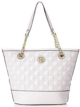 Anne Klein The Quilt Trip Tote Shoulder Bag