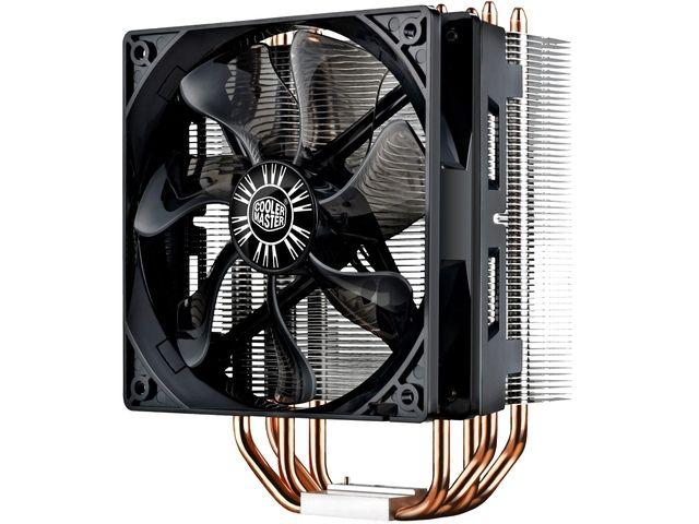 $24.99 Cooler Master Hyper 212 EVO - CPU Cooler with 120 mm PWM Fan