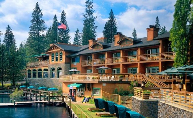$119 1 Nights Stay @ Yosemite View Lodge