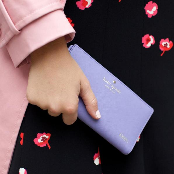 Up to 79% Off kate spade, Furla,  Marc Jacobs & More Designer Wallets & Accessories On Sale @ Gilt