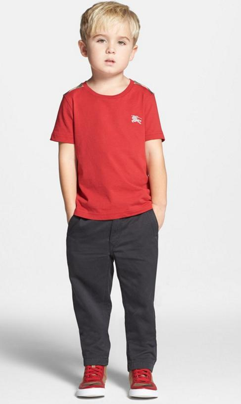 From $35.98 Burberry Kids Apparels On Sale @ Nordstrom