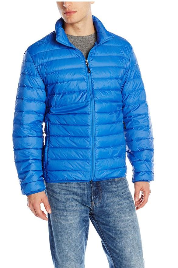 32 Degrees Weatherproof Men's Packable Down Puffer Jacket