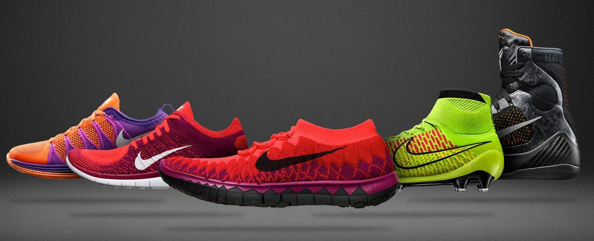 Up to 20% Off Select Nike Footwear @ Famous Footwear