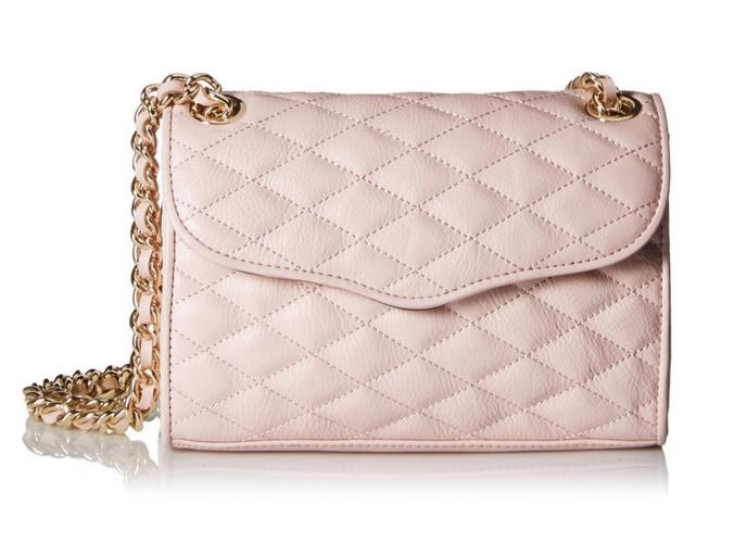 Rebecca Minkoff Quilted Mini Affair Cross-Body Bag