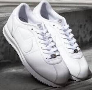 Men's NIKE Cortez Basic Leather Sneaker @ Famous Footwear