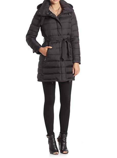 Burberry Brit Winterleigh Puffer Jacket