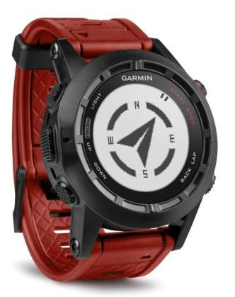 $174.95 New Garmin Fenix 2 Special Edition GPS Training Fitness Watch 010-01040-66