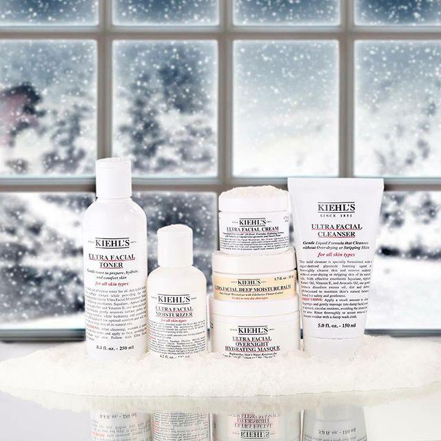 Free 2 Deluxe Sample With Any Ultra Facial Purchase @ kiehl's