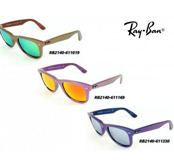 Ray-Ban RB2140 Original Wayfarer Cosmo Sunglasses