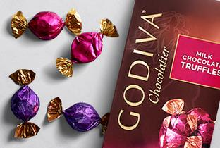 Up to 30% Off Select Top Rated Gifts @ Godiva