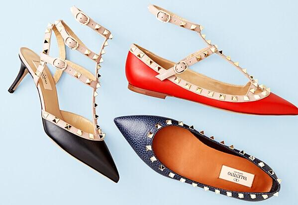 Up to 26% Off Valentino Shoes @ MYHABIT