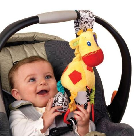 Bright Starts Start Your Senses Sensory Giraffe @ Amaozn.com