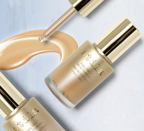 $45 stila 'aqua glow' serum foundation @ Nordstrom