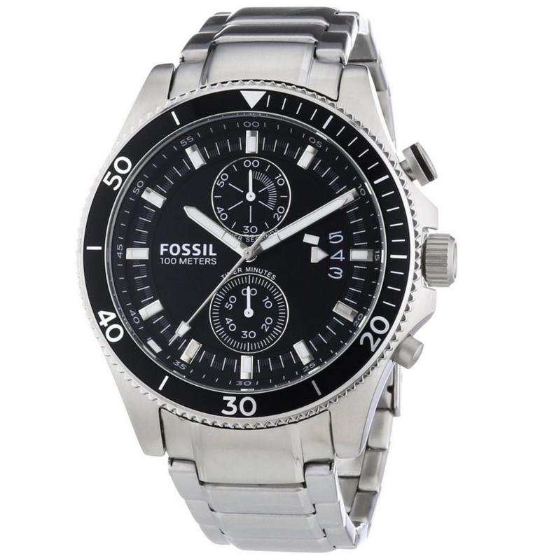 Lowest price! Fossil Men's CH2935 Wakefield Stainless Steel Watch