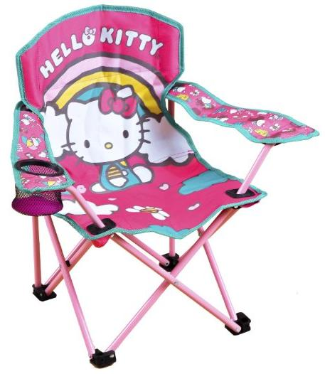 Disney Hello Kitty Camp Chair @ Amazon