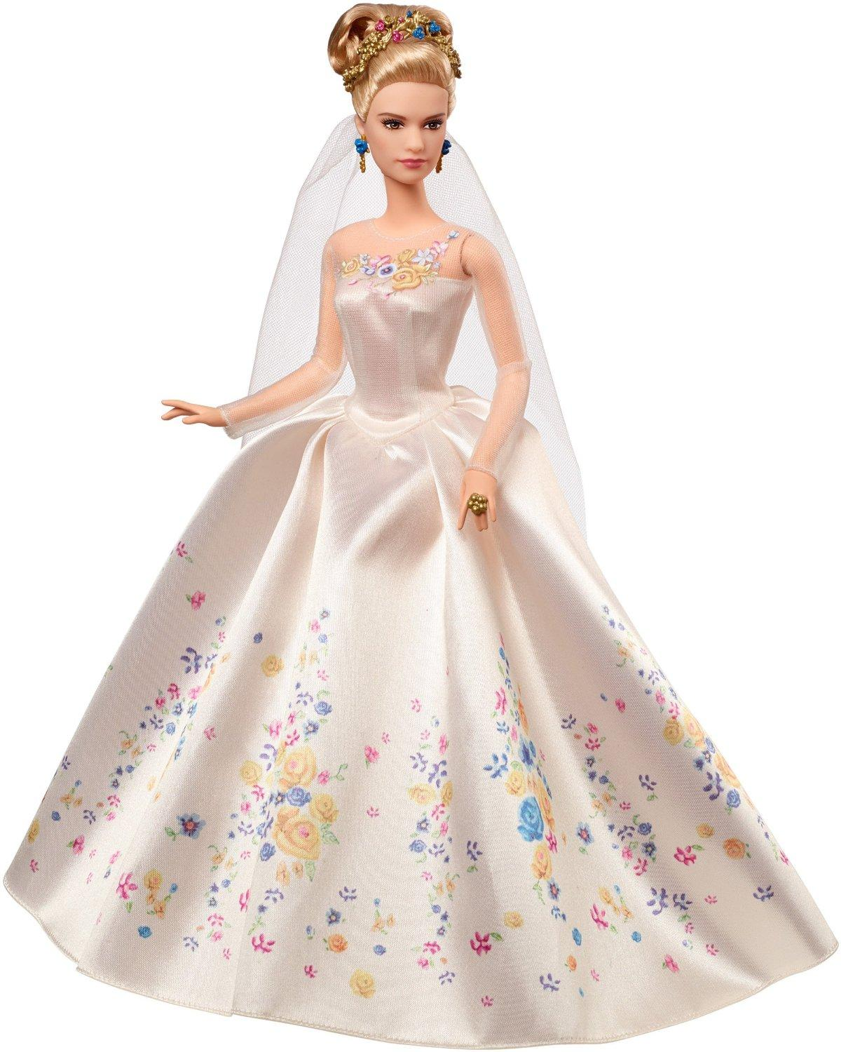 Disney Wedding Day Cinderella Doll
