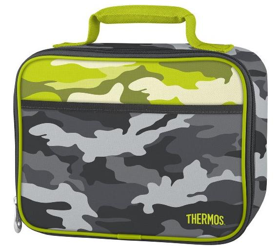 $6.47 Thermos Soft Lunch Kit, Camo @ Amazon