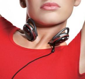 Philips Rich Bass Neckband Headphones (Replaces SHS5200)