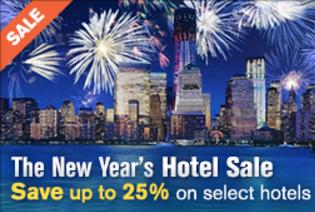 Save up to 25% offPriceline offers hotel sales