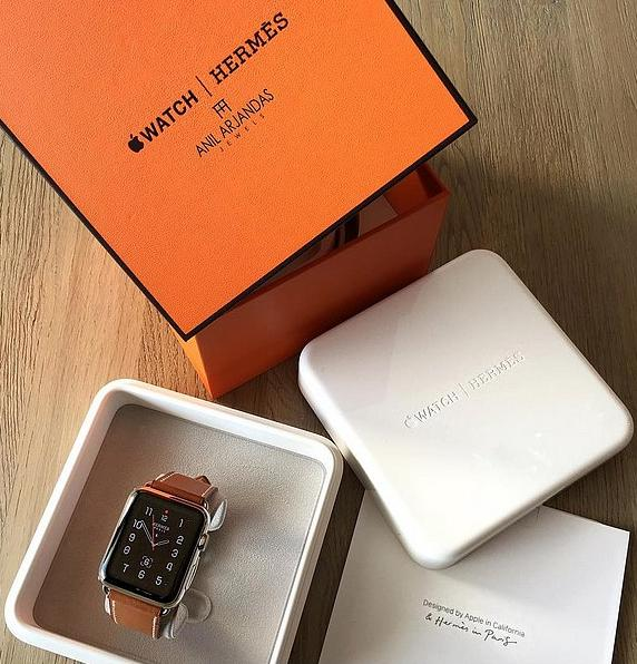 Release Now! Apple Watch Hermes now available!