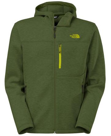 The North Face Men's Haldee Full-Zip Hoodie
