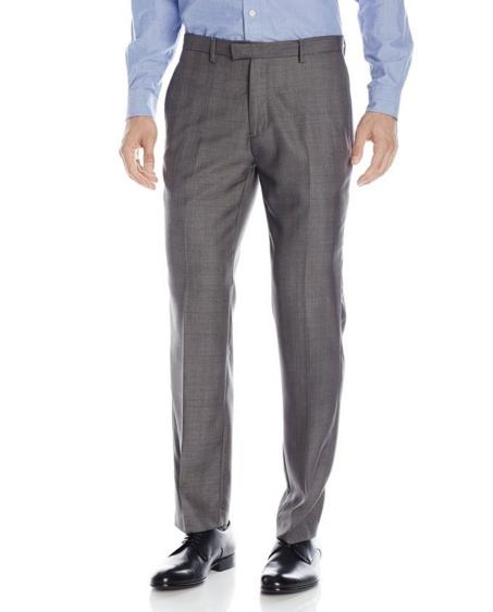 Calvin Klein Men's Glen Plaid Pant