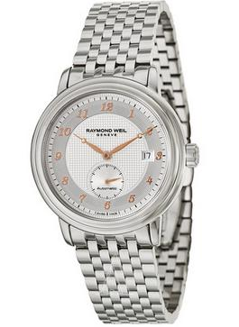 Raymond Weil Maestro Automatic Small Second Men's Watch 2838-S5-05658 (Dealmoon exclusive)