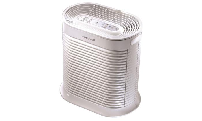Honeywell HEPA Allergen-Removing Air Purifier