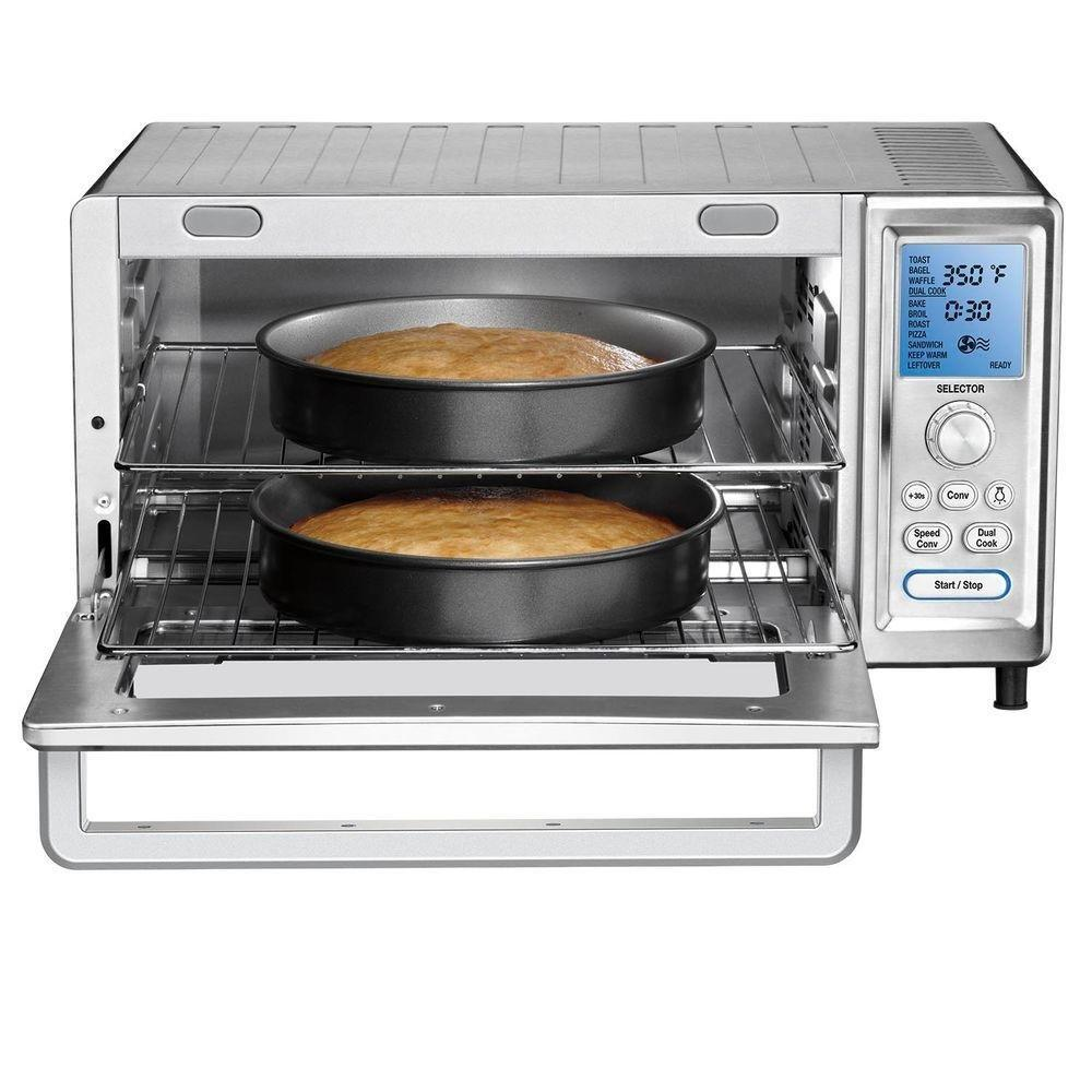 Cuisinart TOB-260N Chef's Toaster Convection Oven, Silver