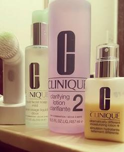 With any $45 Order @ Clinique
