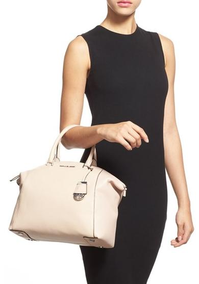 MICHAEL Michael Kors 'Large Riley' Satchel