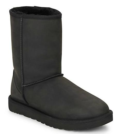 UGG Australia Classic Suede Boots @ Saks Off 5th