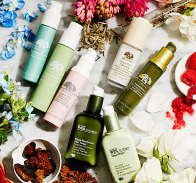 2 Free 3-week supply Moisturizer Samples with Any $45 Order @Origins