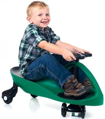 $27.19 Lil' Rider Wiggle Ride-on Car