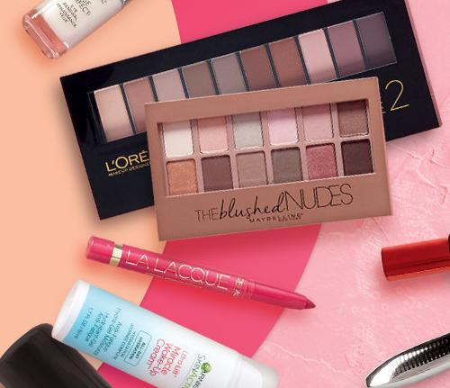Buy 1 Get 1 50% Off Maybelline, L'Oreal Cosmetics and Skincare, and Garnier Skincare  @ ULTA Beauty