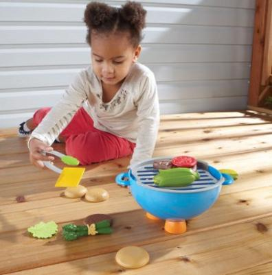 Learning Resources New Sprouts Grill It! @ Amazon