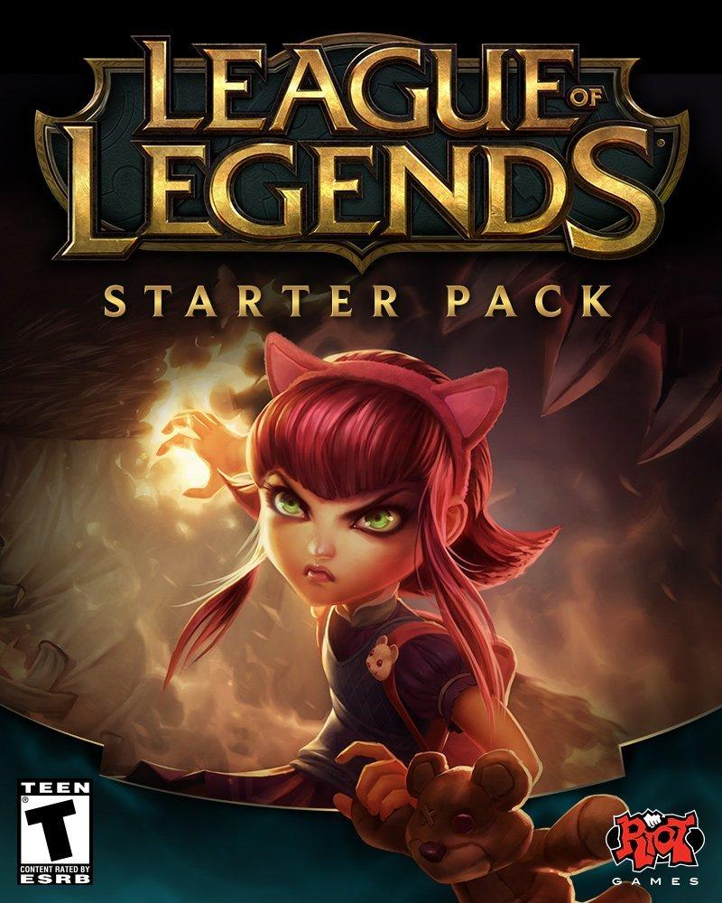 Free! League of Legends Starter Pack - NA Server Only [Instant Access]