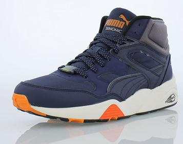 PUMA Men's R698 Winter Mid Sneaker