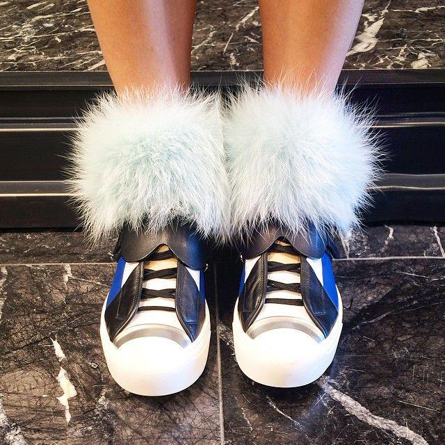 Up to $500 Gift Card with Fendi Shoes Purchase @ Neiman Marcus
