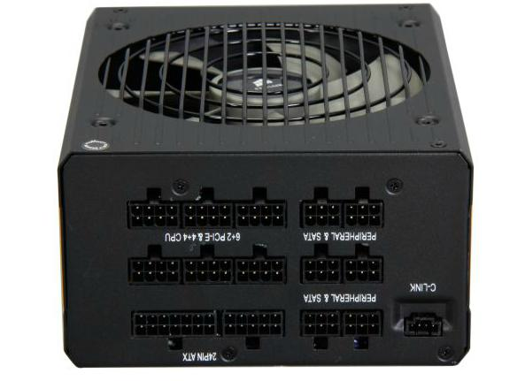 CORSAIR RM1000 1000W 80 PLUS GOLD Certified Full Modular Active PFC Power Supply