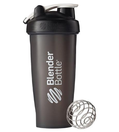 BlenderBottle Classic Loop Top Shaker Bottle, 28 Ounce