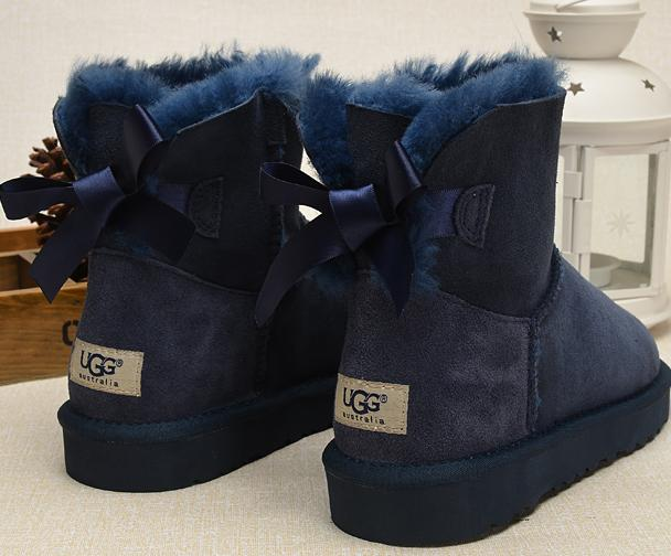 UGG Mini Bailey Bow On Sale @ 6PM.com