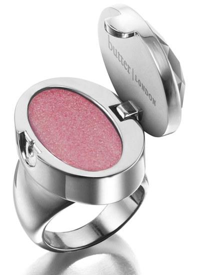 $22 butter LONDON 'Plush Rush' Lip Gloss Ring
