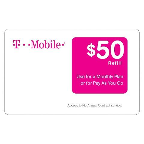10% Off! T-Mobile Prepaid Card 10% Off (email delivery)
